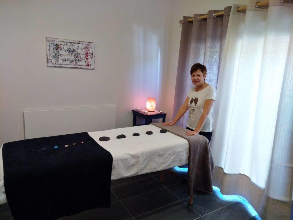 salle de massage var